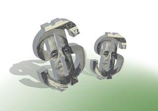 Money dollar sign 2